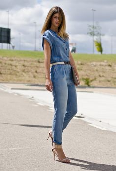 c5a4fc8c7eb 40+ Outfits You Must Try. Jeans JumpsuitDenim ...
