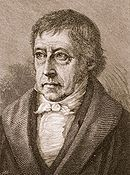 """Hegelianism is a collective term for schools of thought following or referring to G. W. F. Hegel's philosophy which can be summed up by the dictum that """"the rational alone is real"""", which means that all reality is capable of being expressed in rational categories. His goal was to reduce reality to a more synthetic unity within the system of transcendental idealism."""