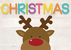 Super cute and fun printables for Christmas, HO HO HO! #busylittlebugs#christmas#printables
