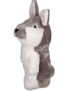 Rabbit Fairway Wood Club Cover by Daphne's Headcovers.  Buy it @ ReadyGolf.com