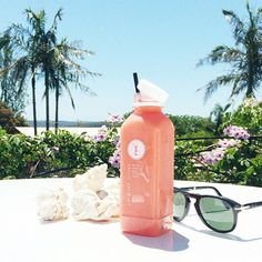 It's the only way to spend any Sunday // The Sunshine + Pressed Juices • Positively Life Changing (Photo via @zachmilne)
