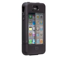 It takes a beating. The Tank iPhone 4 / 4S case brings an extreme approach to defending the iPhone with a rugged case that completely protects the iPhone 4/ 4S from screen to back.