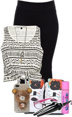 """[ Insert title here ]"" by xo-babydoll-quality-anon ❤ liked on Polyvore"