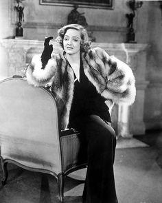 Bette Davis, 1943, in Old Acquaintance