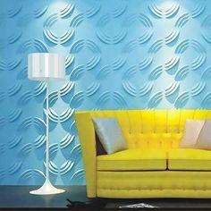 Artisan EnduraWall Decorative 3D Wall Panel, White
