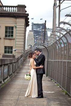Observatory Hill - Sydney Wedding