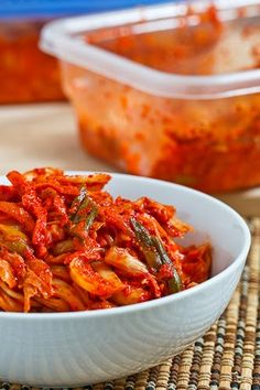 Kimchi Version 2.0... I have always loved Kimchi... can't wait to try this.
