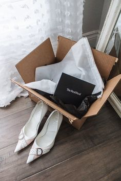 a review of The RealReal – The Couture Complex Dior Shoes, Buy Shoes, Black Pumps, Strappy Sandals, Chanel Ballet Flats, Get Dressed, Luxury Consignment, Wedding Shoes, Designer Shoes
