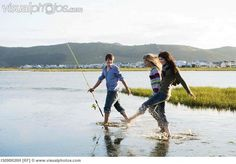 fishing by teenagers - Google Search