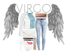 """""""Virgo"""" by ishyagill ❤ liked on Polyvore featuring Miss Selfridge, Object Collectors Item, Nly Shoes, Vera Bradley and Urban Decay"""