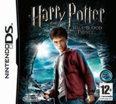 Harry Potter and the Half-Blood Prince - Nintendo DS
