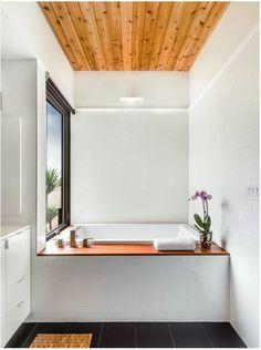 Wood Countertops in Bathrooms | Centsational Girl