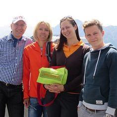 #Lebensgefühl Südtirol auf dem Kronplatz. In Kombination mit schaukeln als #Adrenalinwellness http://wellness-bummler.de/schaukeln-adrenalinwellness/