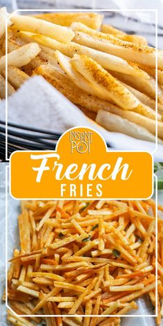 Welcome to one of the most popular recipes on Corrie Cooks: Pressure cooker French fries! For topping you can use Ketchup, mayonnaise, gravy, Tabasco sauce, four-cheese sauce, barbecue sauce etc. Healthy and easy side dish you can make again and again! Kids are loving them and they are great as a homemade snack.