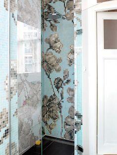 badkamertegels mozaiek - Bing Afbeeldingen