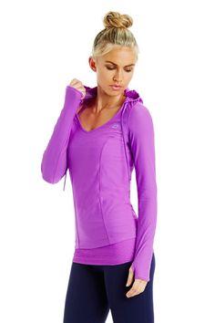 Catalina Hooded Excel L/SlvTop   Leisure & Travel   Activities   Styles   Shop   Categories   Lorna Shop @ FitnessApparelExpress.com