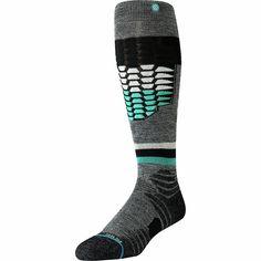 Stance Stevens Merino Wool Ski Sock - Men's Ski Socks, Mens Skis, Outdoor Gear, Merino Wool, Skiing, Presents, Ski, Gifts, Favors