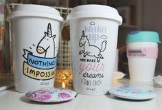 Mr.Wonderful e le sue mug ❤