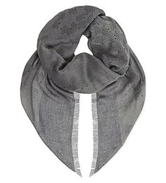 MULBERRY Tamara Cotton Scarf. #mulberry #scarves