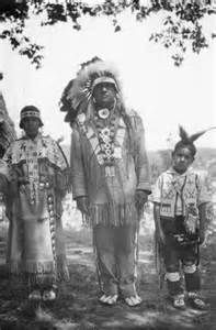 Winnebago Indians (HoChunk) -Wisconsin