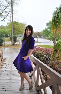 lady Skater Dress and peplum top tutorial