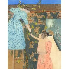 Mary Cassatt Notecards - Stationery & Workspace - The Met Store