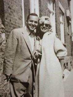 1953 Canada Marilyn à Becker et Jasper - Divine Marilyn Monroe