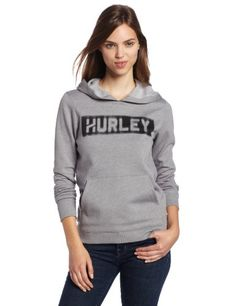 Hurley Juniors Barred Flee Slim Fit, Heather Grey, X-Small Hurley, Hoodies, Sweatshirts, Pullover Sweaters, Fashion Brands, Heather Grey, Latest Trends, Topshop, Graphic Sweatshirt