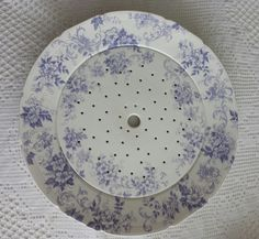 Vistreef decor Florence van Societe Ceramique, een van mijn favoriete stukken