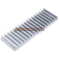 Radiator aluminiu, 50x150x15mm - 006269