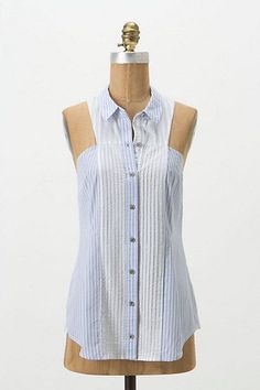 blusa inusual / camisa / SECOND STREET