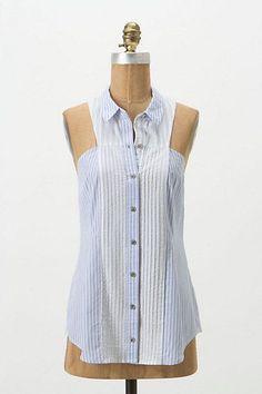 Необычная блузка