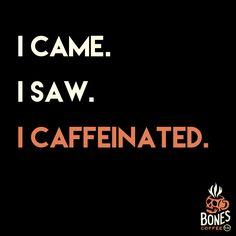 I'll be good for like an hour. #coffee #strawberrycheesecake bonescoffee.com