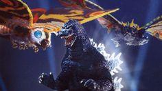 Godzilla vs. Mothra and Battra