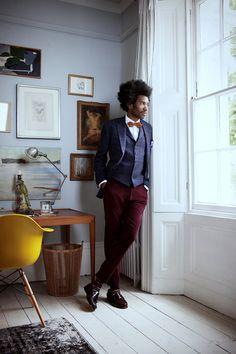 Great Style #WORMLAND Men's Fashion Inspiration