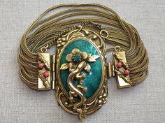 Art Nouveau Antique Bracelet