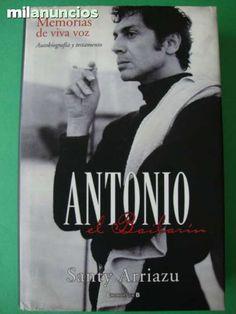 Antonio el bailarÍn memorias de viva voz