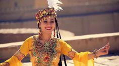 "(Uzbek dance) asian danceDilnoza Artikova ""Surnay lazgi"""