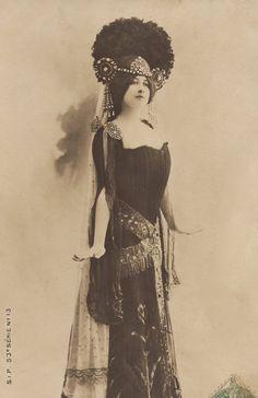 antique erotic stereo cards spanish dancers