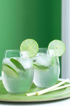Recipe: Lemongrass, Lime & Thai Basil Mojito
