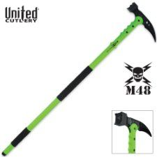 United Cutlery UC2987 - M48 Apocalypse Survival Hammer http://zombieapocalypse.cybermarket24.com/zombie-outbreak-weapons/zombie-killer-war-hammers-maces-flails/united-cutlery-uc2987-m48-apocalypse-survival-hammer/