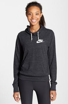 Nike+'Gym+Vintage'+Hoodie+available+at+#Nordstrom