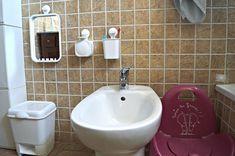 Ambiente preparado - baño