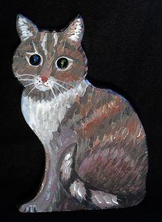 Suzanne.Valadon's cat