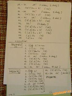 Sheet Music, Amigurumi, Music Sheets