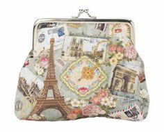 Lisbeth Dahl Mint Paris Purse