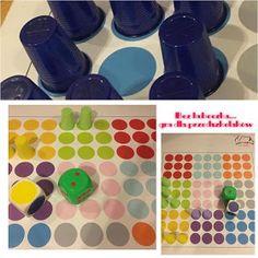 Kodowanie na dywanie: Kolor postaw...kolor zabierz Anna, Image, School