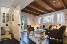 hollyridge spanish remodel guest house via kishani perera blog