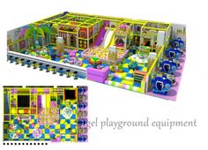 Playgrounds For Sale, Kids Playground Equipment Directly From Suppliers. Get Free Design Now. Quality first and Affortable Soft Play & Jungle GYM From Angel Playground. Playground Set, Kids Indoor Playground, Playground Design, Indoor Play Equipment, Soft Play Equipment, Indoor Play Centre, Indoor Play Areas, Playgrounds For Sale, Soft Play Area