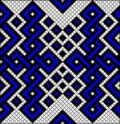 Kate_J's favourite patterns - friendship-bracelets.net